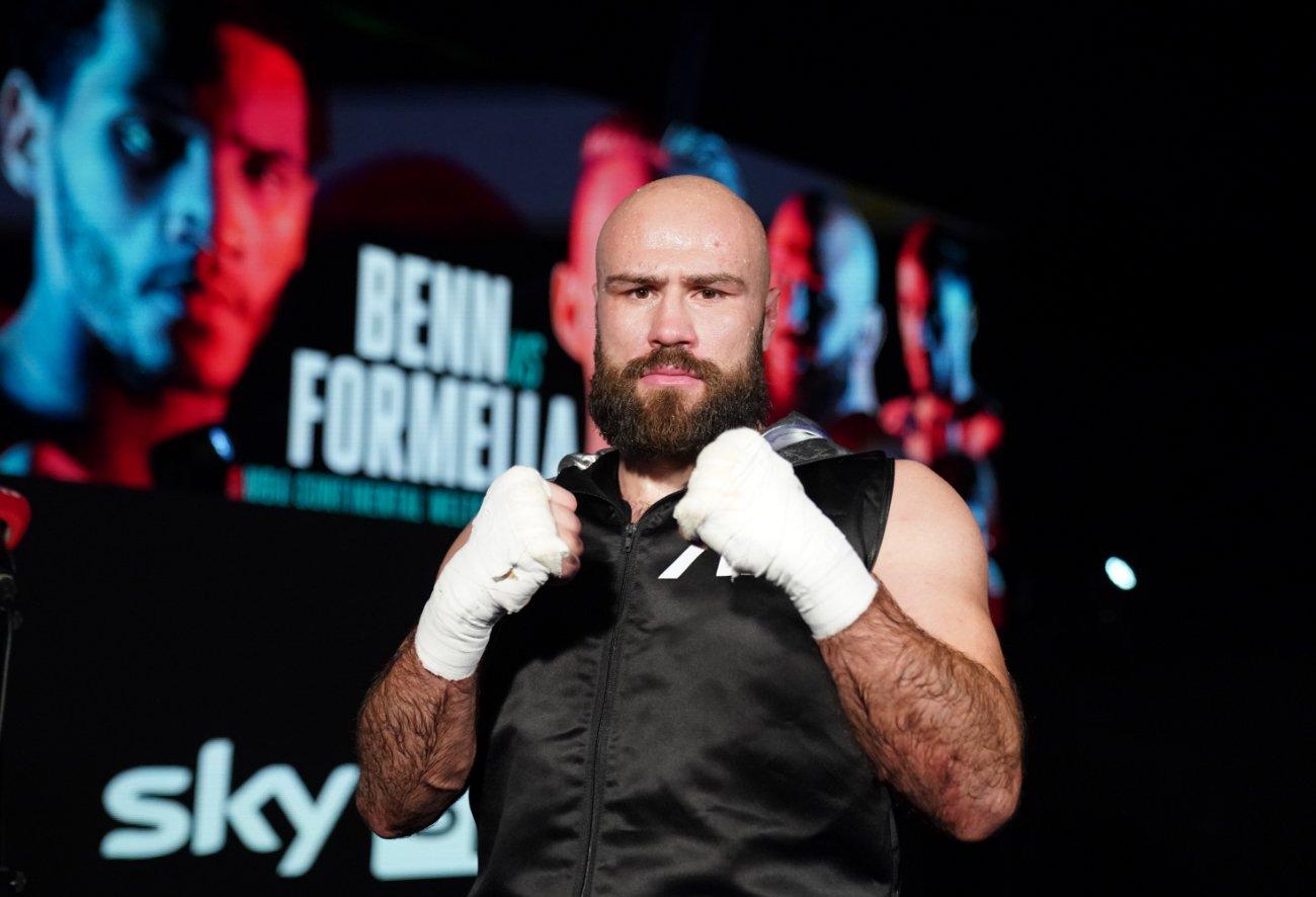 Alen Babic, Eddie Hearn, Fabio Wardley, Richard Lartey, Tom Little - Boxing News