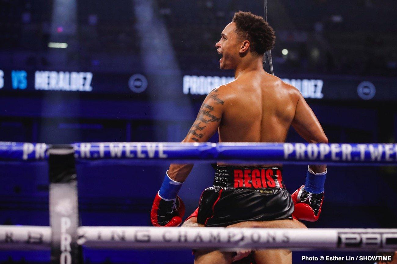 "Adrien Broner, Danny Garcia, Regis ""Rougarou"" Prograis - Boxing News"