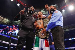Gervonta Davis vs. Mario Barrio on June 26th on Showtime pay-per-view