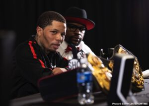 Gervonta Davis Named As Driver Of Car Involved In Hit-And-Run Incident