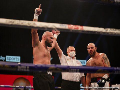 Conor Benn, Josh Kelly, Sebastian Formella - Boxing News
