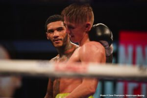 Josh Kelly - Conor Benn picked up his best career-win on Saturday night in defeating Sebastian Formella, and he now wants to face welterweight contender Josh Kelly next.