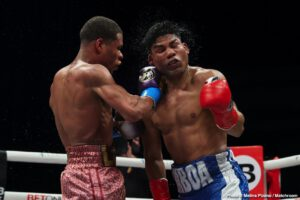 Devin Haney, Floyd Mayweather - Boxing News