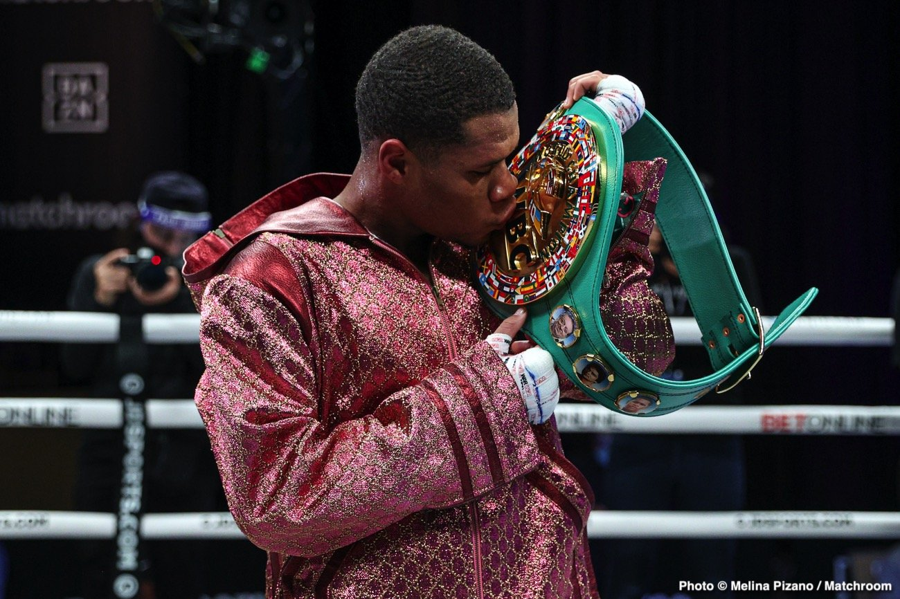 Devin Haney, Teofimo Lopez - Boxing News