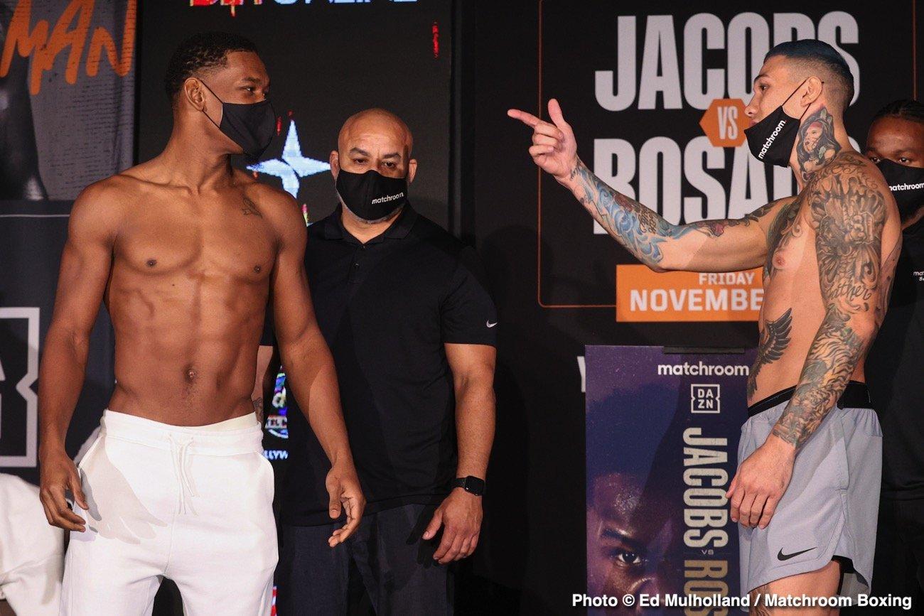 Daniel Jacobs, Daniyar Yeleussinov, Gabe Rosado, Julius Indongo, Mahammadrasul Majidov, Nikita Ababiy - Boxing News
