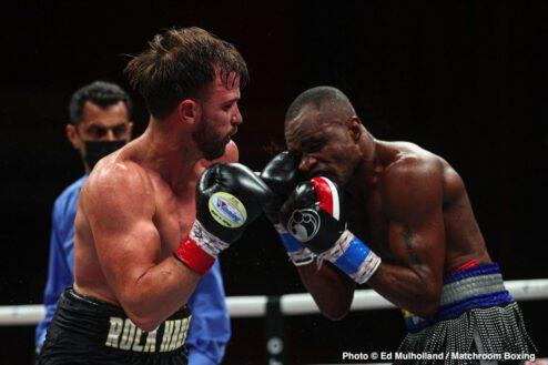 Daniel Jacobs, Gabriel Rosado - Boxing News