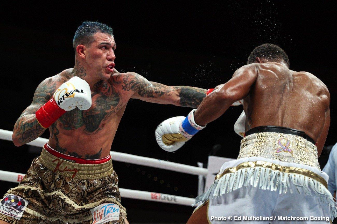 Daniel Jacobs, Eddie Hearn, Gabe Rosado - Boxing News