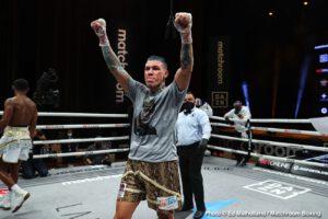 Gabriel Rosado Scores KO Of The Year Contender With Stunning Win Over Bektemir Melikuziev