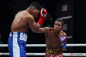 Devin Haney, Devin Vargas, Filip Hrgovic, Rydell Booker, Yuriorkis Gamboa, Zhilei Zhang - WBC lightweight champion Devin Haney (25-0, 15 KOs) took advantage of a passive looking Yuriorkis Gamboa (30-4, 18 KOs) to defeat him by a 12 round unanimous decision on Saturday night behind closed doors at the Seminole Hard Rock Hotel & Casino in Hollywood, Florida.