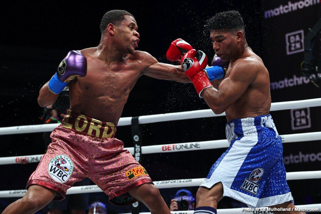 Devin Haney, Jorge Linares, Vasiliy Lomachenko - Boxing News