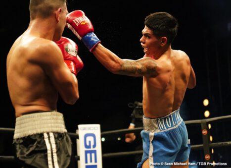 Antonio Lozada, Javier Fortuna - Boxing News