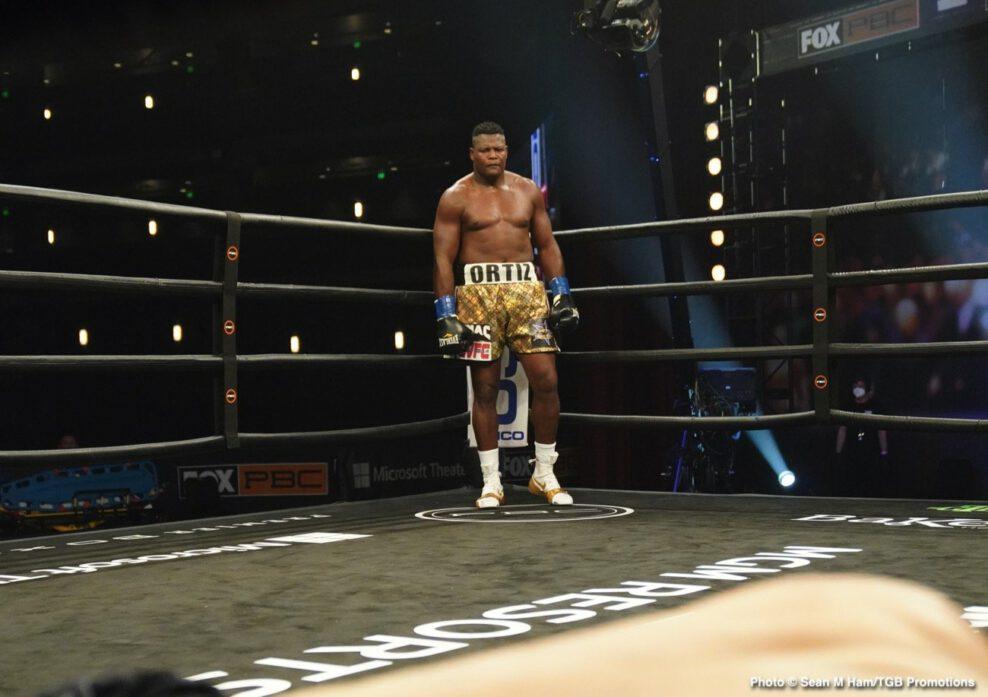 Luis Ortiz - Boxing News