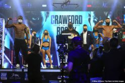 Kell Brook, Terence Crawford - Boxing News