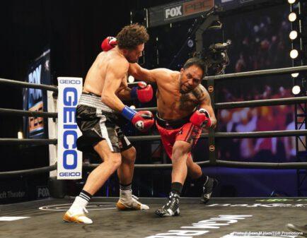 Alexander Flores, Brian Howard, Frank Sanchez, Luis Ortiz - Boxing News