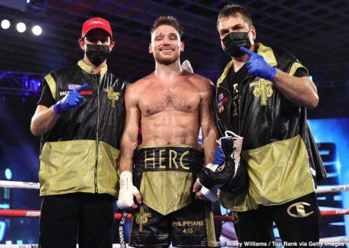 Andrew Moloney, Joshua Franco, Kell Brook, Terence Crawford - Boxing News