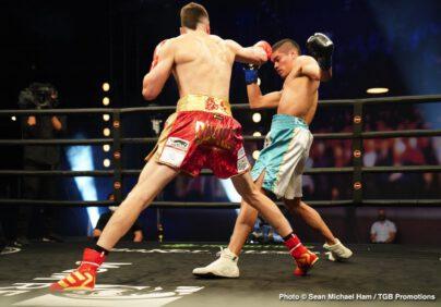 Amilcar Vidal, Edward Ortiz - Boxing Results