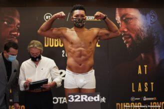 Daniel Dubois, Joe Joyce - Boxing News