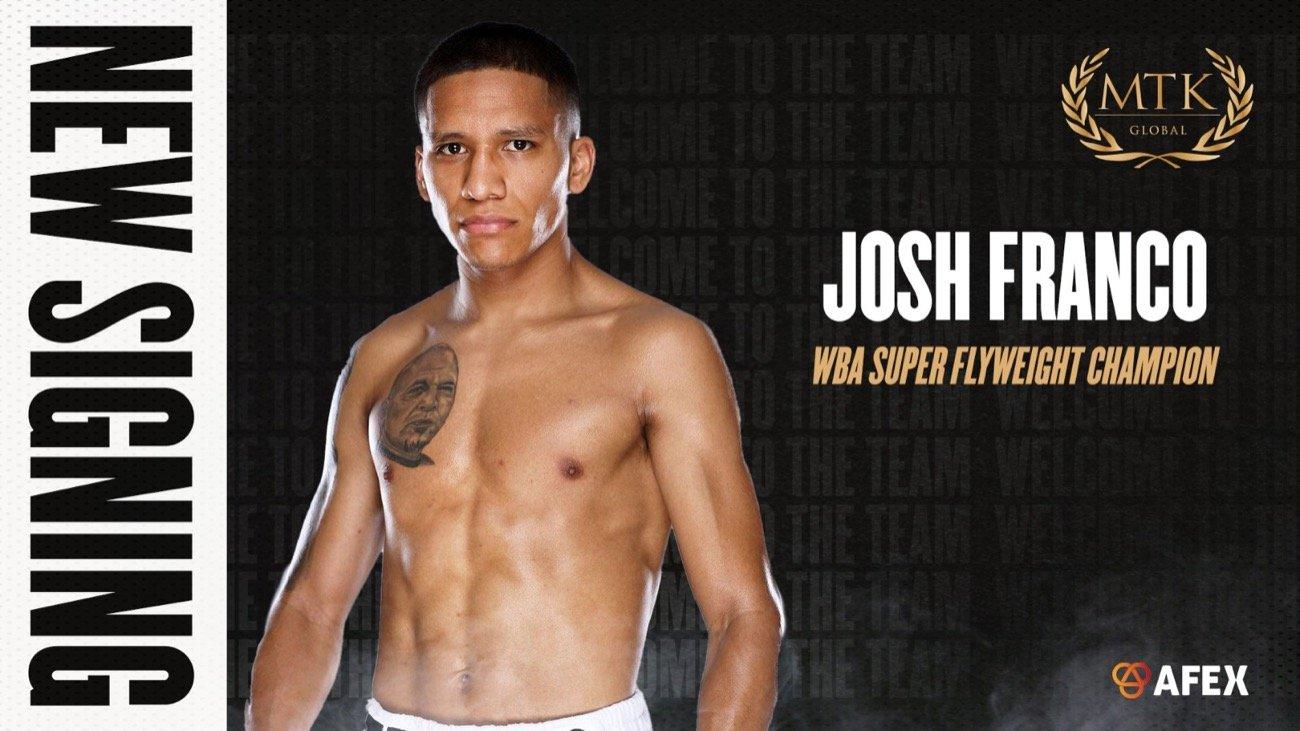 Joshua Franco - Joshua Franco