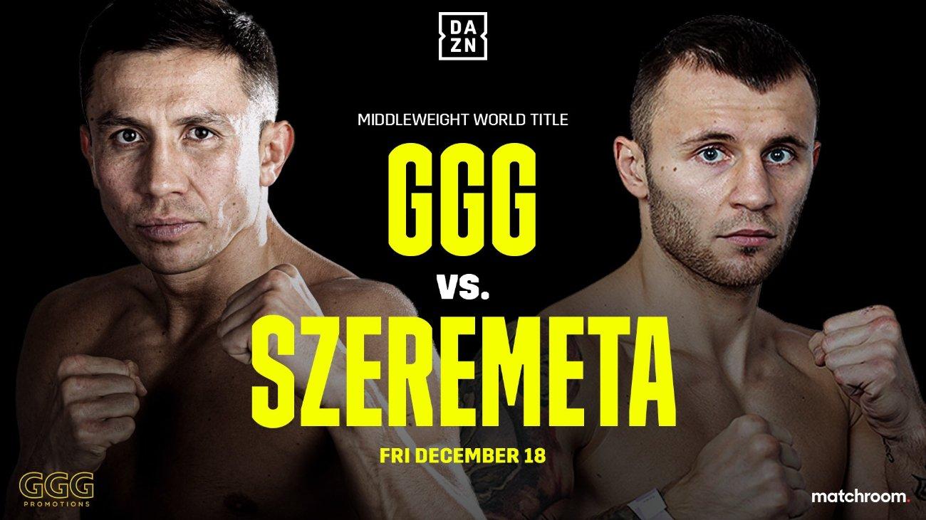 Gennadiy Golovkin, Kamil Szeremeta - Boxing News