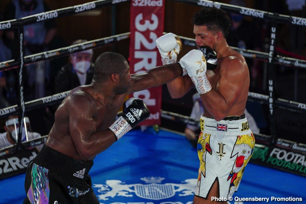 Daniel Dubois, Trevor Bryan - Boxing News