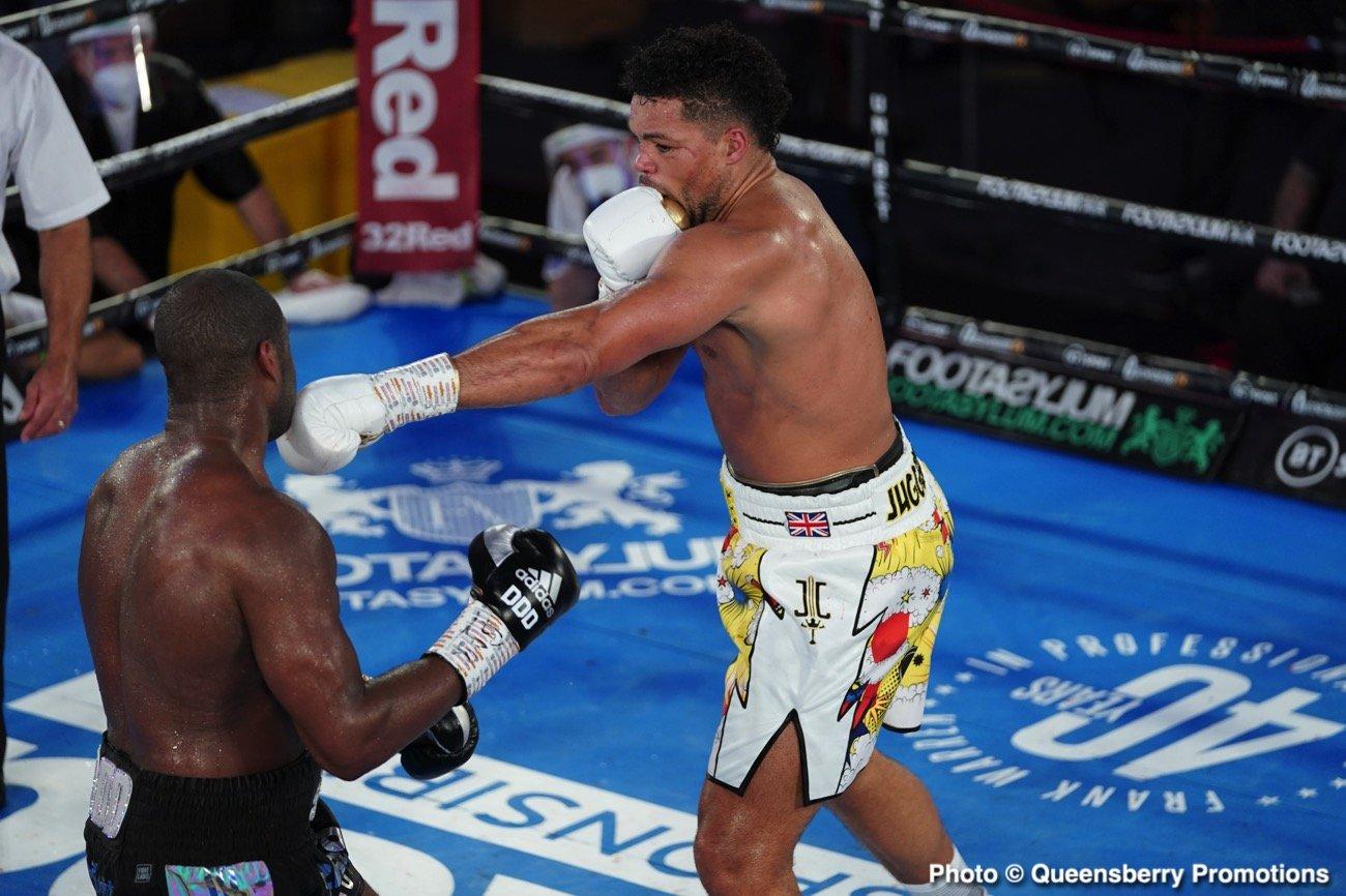 Joe Joyce - Boxing News