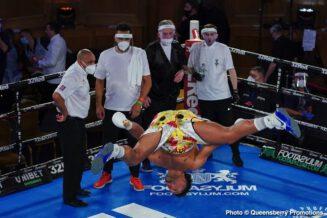 Daniel Dubois, Jack Catterall, Joe Joyce - Boxing News