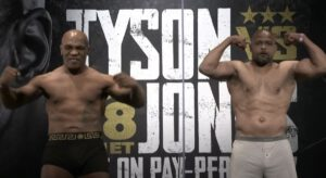 The Tyson-Jones P-P-V Pulled In Over 1 Million Buys