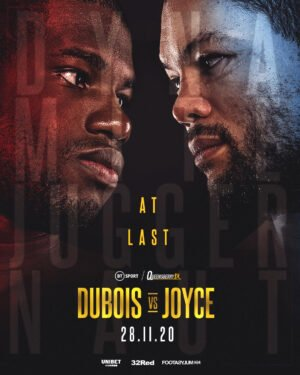 British Boxing - TOM LITTLE has felt the force of Daniel Dubois and Joe Joyce - but isn't slow in giving his big fight prediction.
