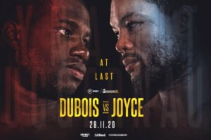 "British Boxing - JOE JOYCE has revealed he feels ""insulted"" by bookmakers who fancy him as the underdog in his upcoming battle with 'Dynamite' Dubois."