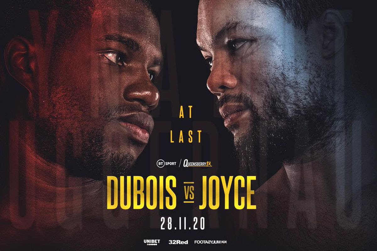 "Daniel Dubois, Joe Joyce - JOE JOYCE has revealed he feels ""insulted"" by bookmakers who fancy him as the underdog in his upcoming battle with 'Dynamite' Dubois."