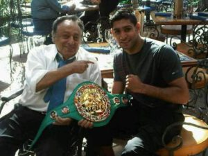 Amir Khan - Press Room