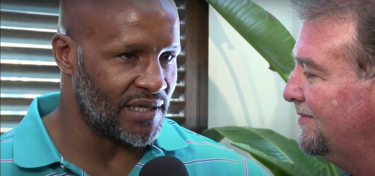 Michael Moorer - Michael Moorer - who today celebrates his 53rd birthday – accomplished a lot during his 20-year pro career. Yet it's fair to say Moorer is by far and away best known for one fight and one fight mostly.