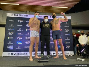 Christian Hammer, Tony Yoka - Bienvenue, Tony: French Olympic Gold Medalist Tony Yoka Returns Against Christian Hammer Friday LIVE and Exclusively on ESPN+ - Live stream from Nantes, France, to begin Friday at 2:55 p.m. ET/11:55 a.m. PT