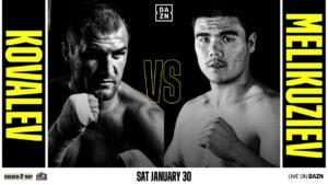 Bektemir Melikuziev, Sergey Kovalev - Boxing News