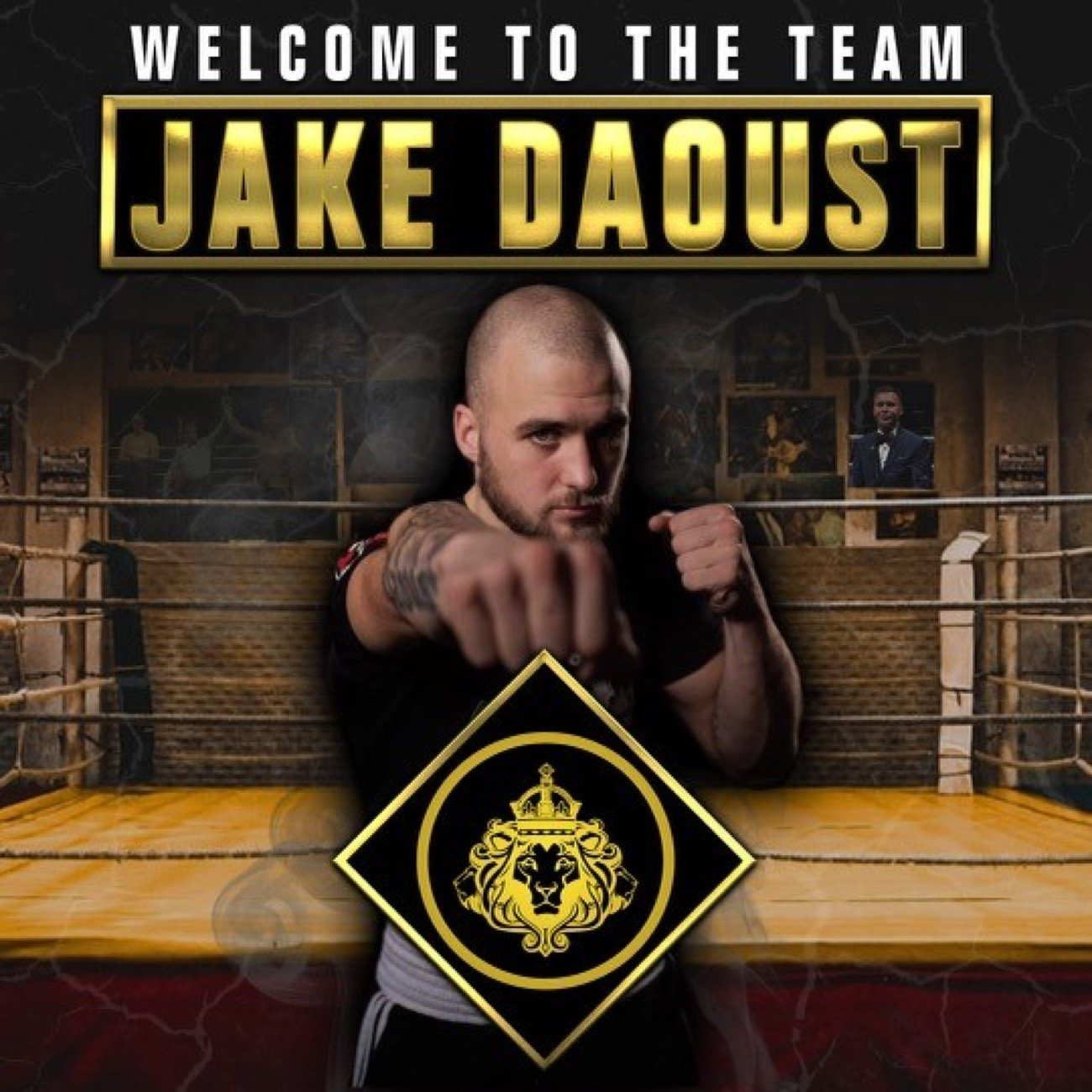 Jake Daoust - Press Room