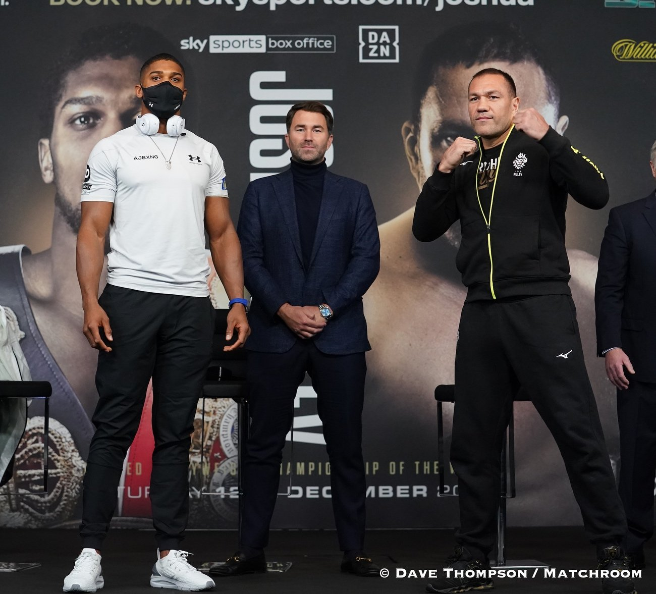 Anthony Joshua, Kubrat Pulev - Boxing News