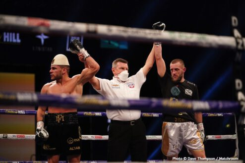 Anthony Joshua, Hughie Fury, Kubrat Pulev, Lawrence Okolie, Mariusz Wach, Nikodem Jezewski - Boxing News