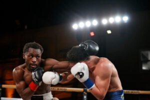 Charles Conwell, Stephan Shaw - Boxing Results