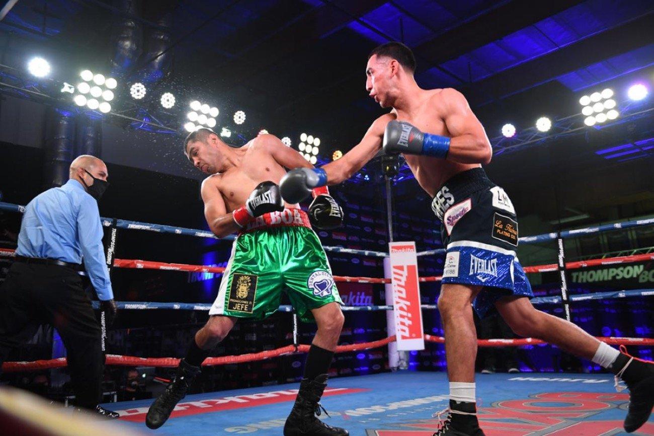 Ruben Torres - Boxing Results