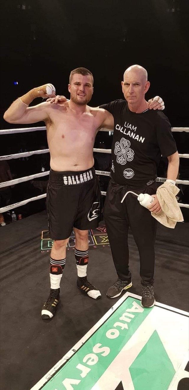 Liam Callanan, Ty Payne - Boxing Results