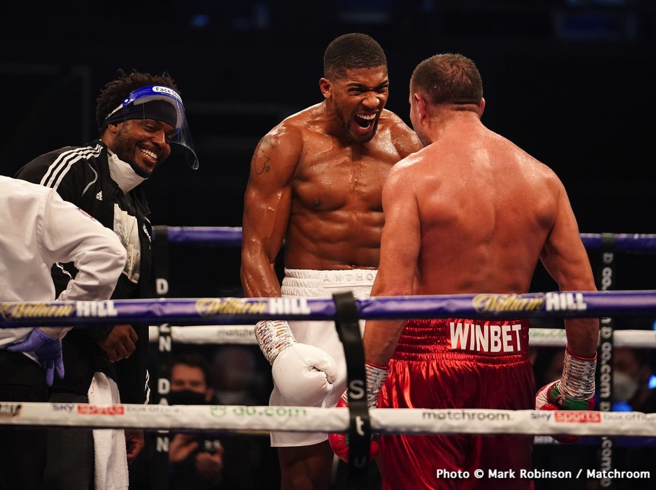 Anthony Joshua, Tyson Fury - Boxing News
