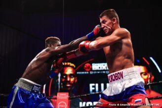 Argenis Mendez, Chris Colbert, Jaime Arboleda, Matt Korobov, Richardson Hitchins, Ronald Ellis - Boxing News