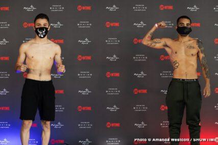 Argenis Mendez, Chris Colbert, Jaime Arboleda, Matt Korobov, Ronald Ellis - Boxing News