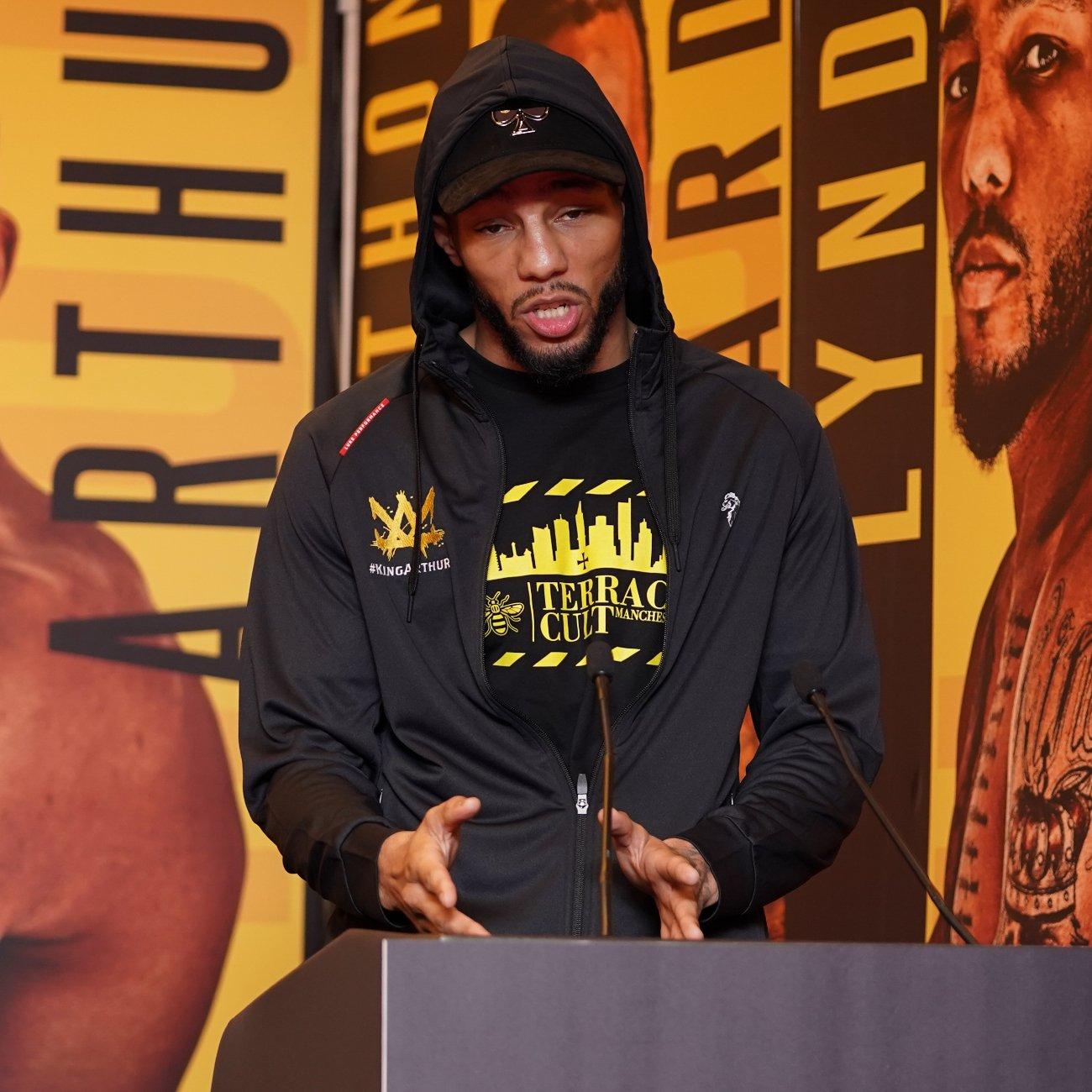Anthony Yarde, Lyndon Arthur - Boxing News