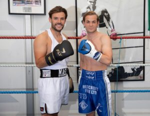 Nathan Massey - London, UK (2 December 2020) Love Island star Nathan Massey is backing friend and personal trainer Sammy Cantwell to win the Southern Area Super Flyweight title fight against Ricky Little on Saturday 18th December on the undercard of the Shakan Pitters-Craig Richards British Light-Heavyweight title showdown.