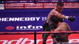 Craig Richards, Shakan Pitters - Boxing Results
