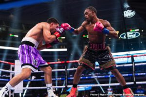 Canelo Alvarez, Errol Spence Jr., Mikey Garcia - Boxing News