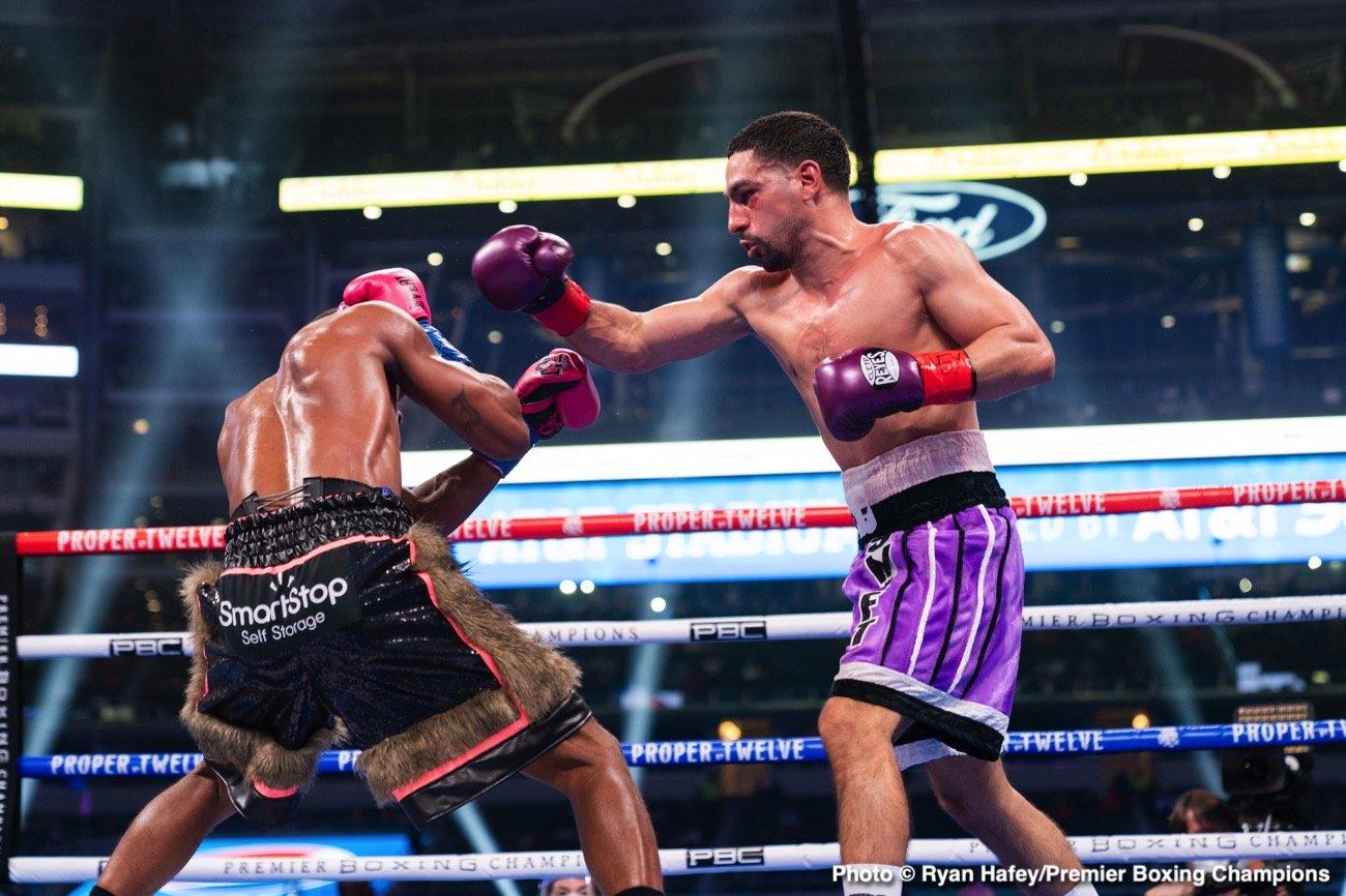 Danny Garcia - Boxing News