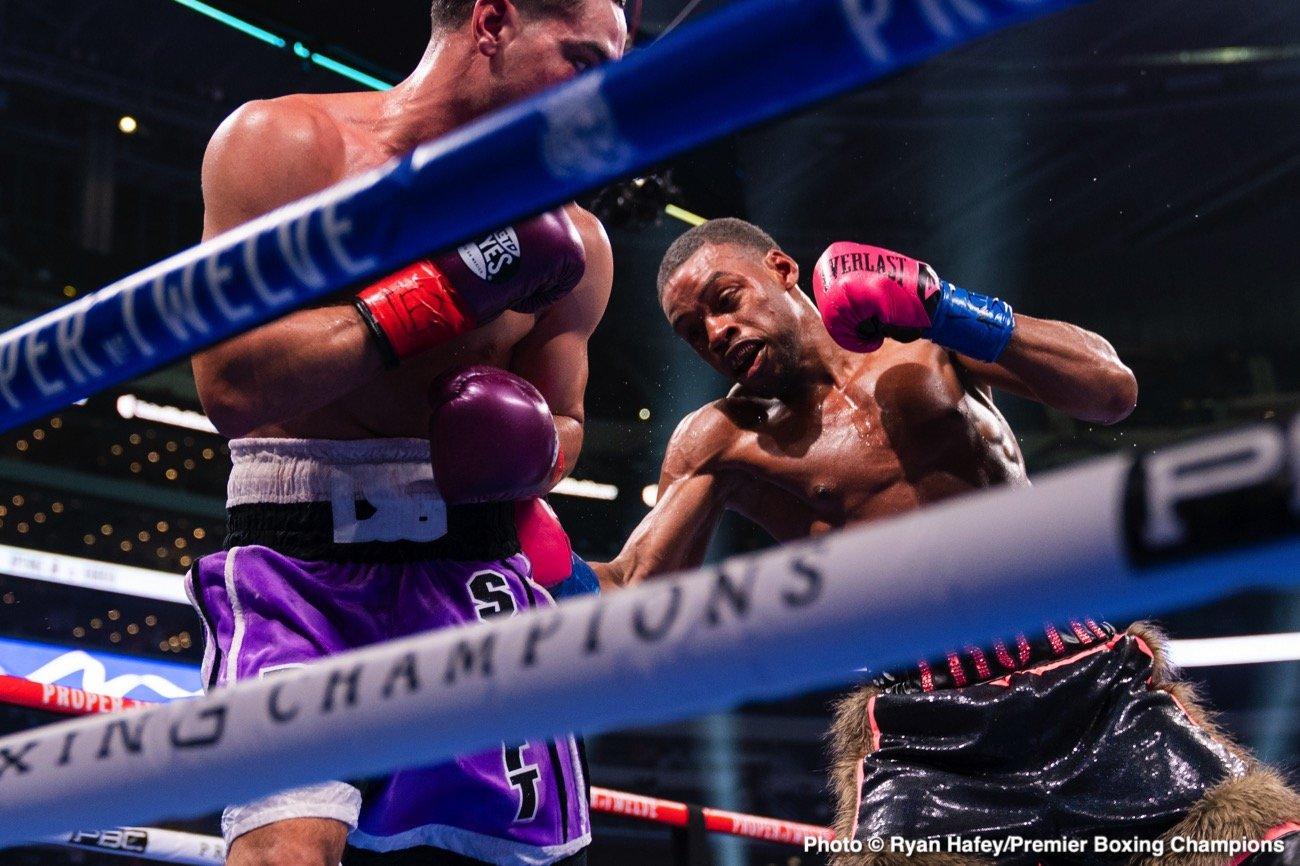 Angel Garcia, Danny Garcia, Errol Spence Jr. - Boxing News
