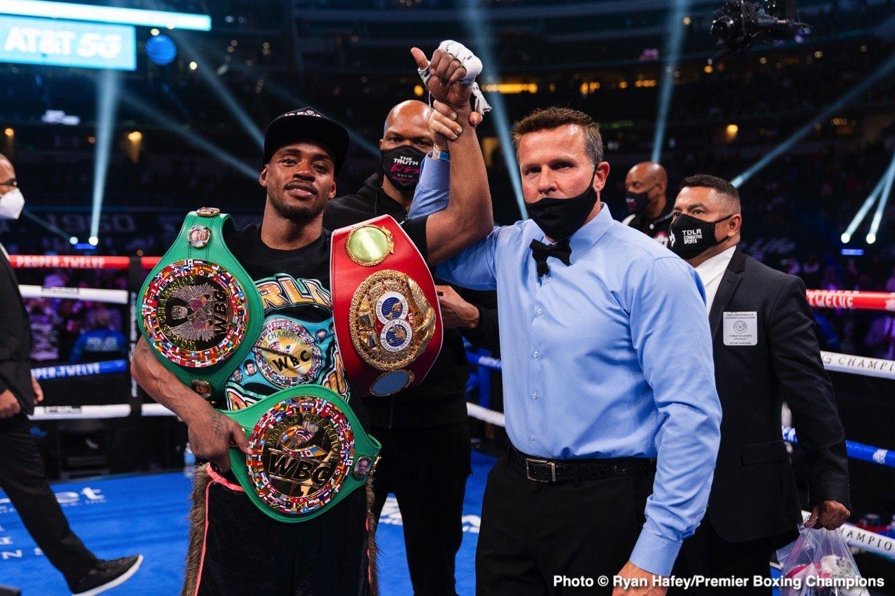 Billy Joe Saunders, Canelo Alvarez, Errol Spence Jr. - Boxing News